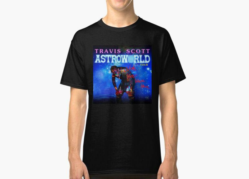 Travis Astroworld Tour 2019 2020 T-Shirt for Men Women