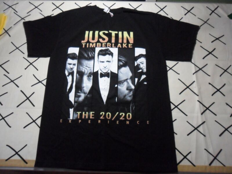 Medium- Timberlake 2020 Tour Alstyle Brand T- Shirt
