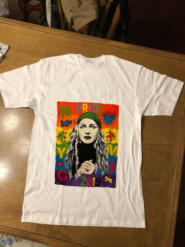 MADONNA MADAME X Concert Tour 2019 - 2020 Men T Shirt NEW All Sizes S-2XL G684