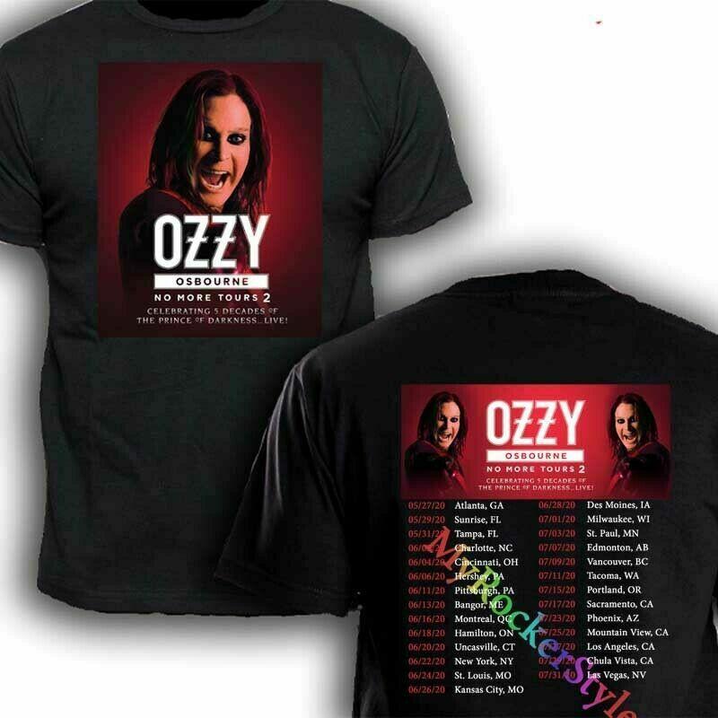 Rammstein T-shirt North America Stadium Tour 2020 Rock Industrial Music tee !