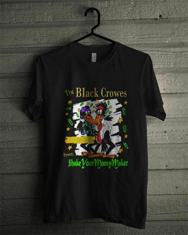 The Black Crowes Shake Your Money Maker Tour 2020 T-shirt Gildan Limited edition