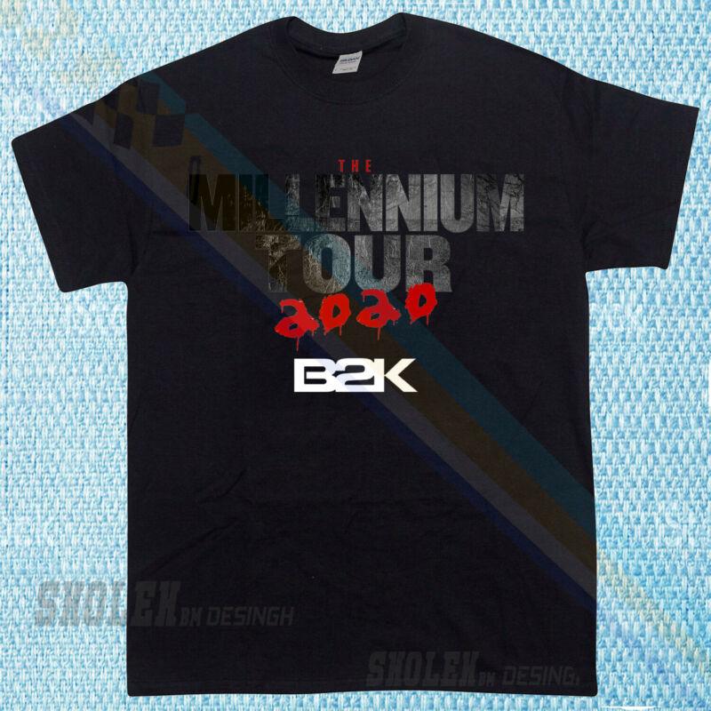 New Popular The Millenium 2020 B2k Tour Rare 2020 Merch Hip Hop T-shirt