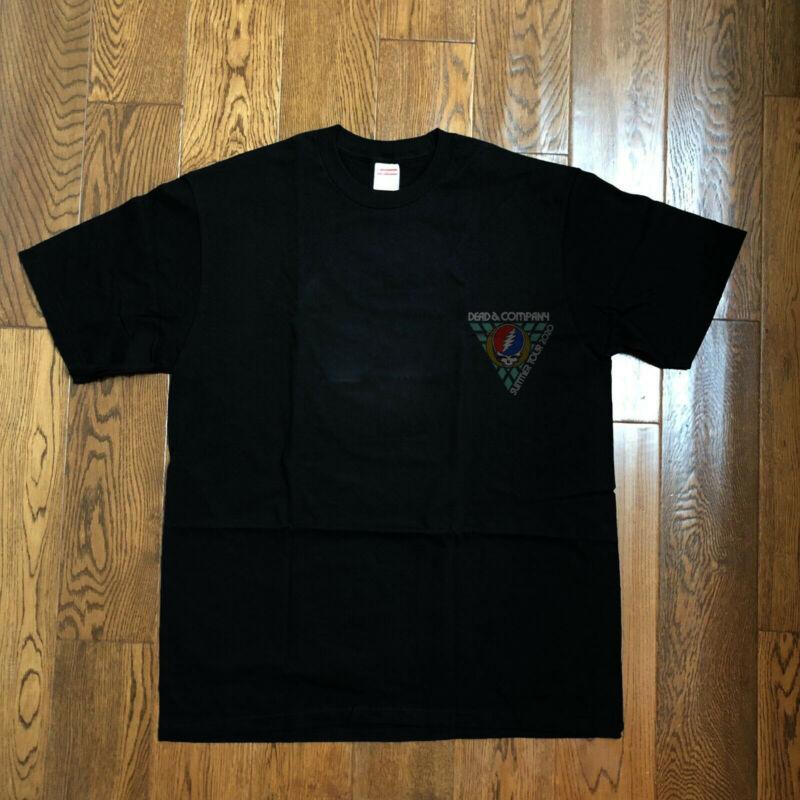 Dead & Company Tshirt Summer Tour Date 2020 Gildan Black Tee S - 2XL