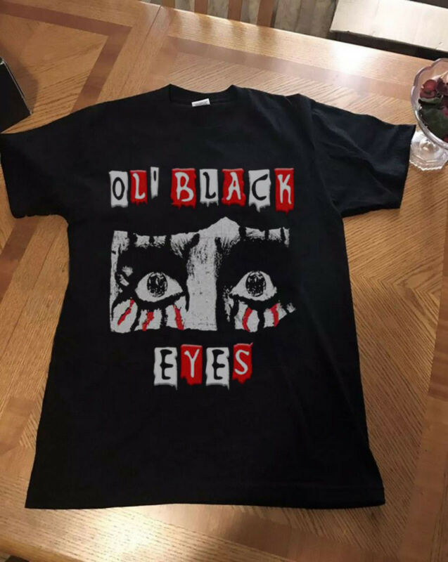 "Alice Cooper 2020 "" Ol Black Eyes Is Back "" Concert Tour T shirt SIZE M-3XL"
