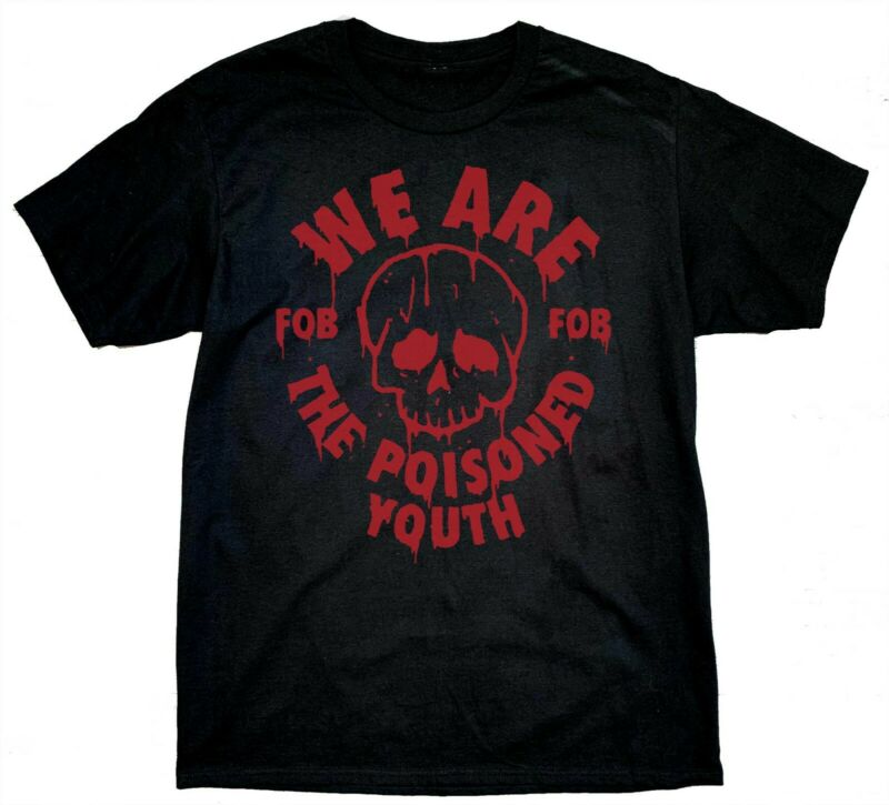 Unofficial Fall Out Boy T-Shirt The Hella Mega Tour 2020 T Shirt POISONED YOUTH