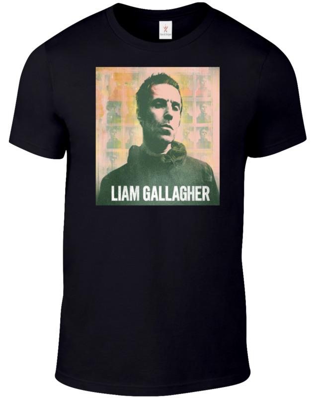 LIAM GALLAGHER UK Tour 2020 T Shirt Music Concert Pop Star Tee Plus Sizes S-5XL
