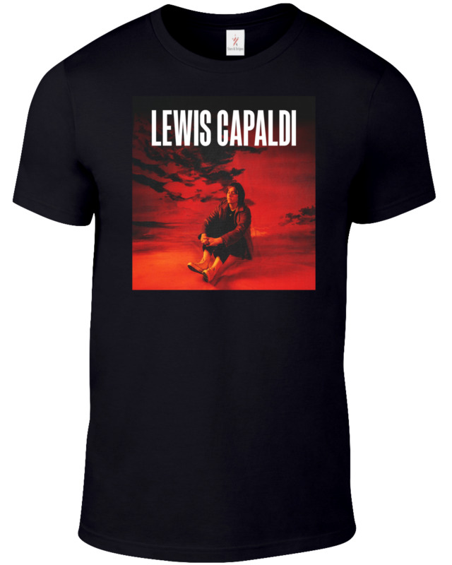 LEWIS CAPALDI UK Tour 2020 T Shirt Music Concert Pop Star Tee Plus Sizes S-5XL