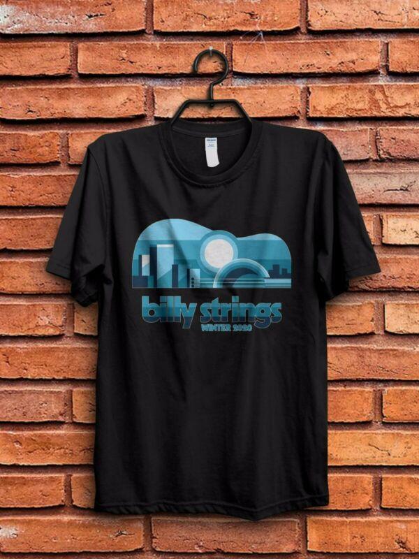 Billy Strings Winter Tour Dates 2020 Concert T-Shirt Gildan Size S to XL