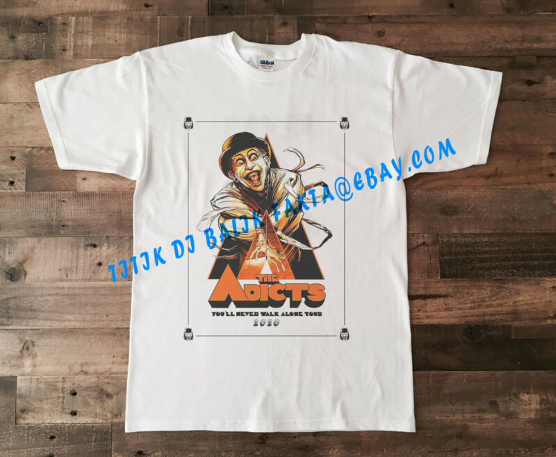 The Aditcs Youll Never Walk Alone Tour 2020 T-Shirt Gildan Size S-5XL