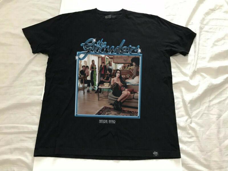 New THE GROWLERS Shirt Natural Affair Spring Tour 2020 T shirt