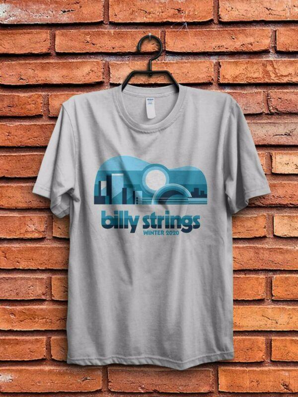 Billy Strings Concert Winter Tour Dates 2020 T-Shirt Gildan Size S to XL