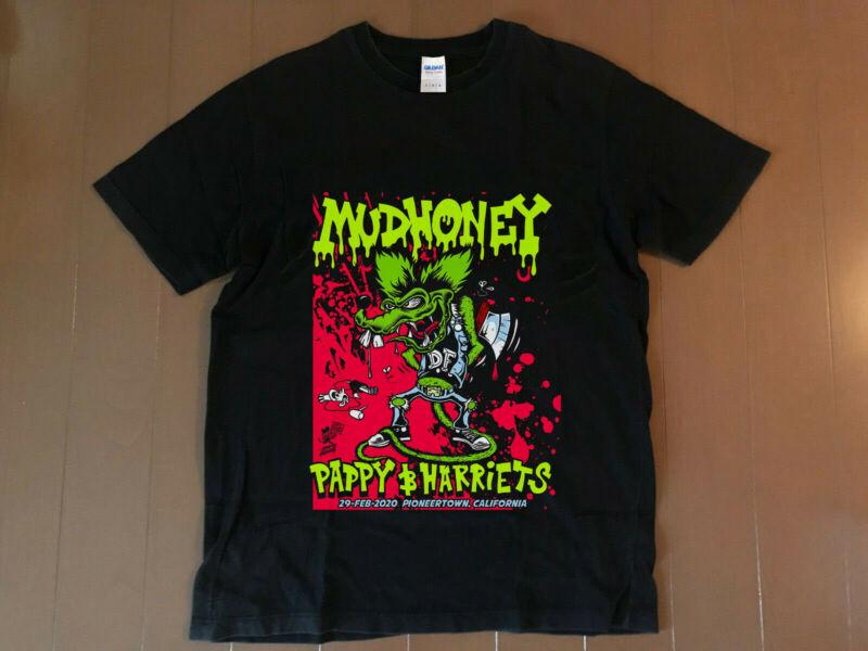 new mudhoney pioneertown  ca Feb 29  2020 Tour T shirt /new-mudhoney-pioneertown-ca-Feb-29-2020-392643839187.html