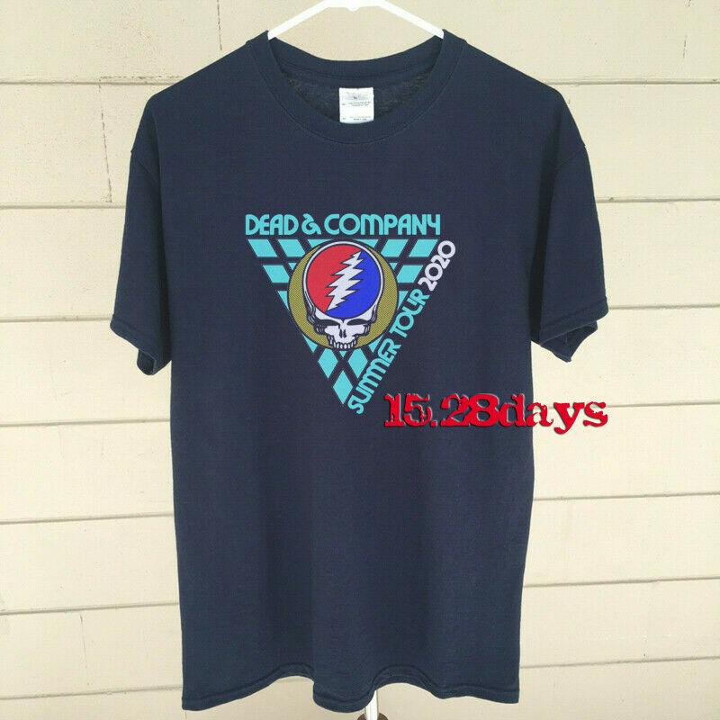 DEAD & COMPANY Summer Tour 2020 T Shirt. Dead and CO. Concert Shirt. GILDAN