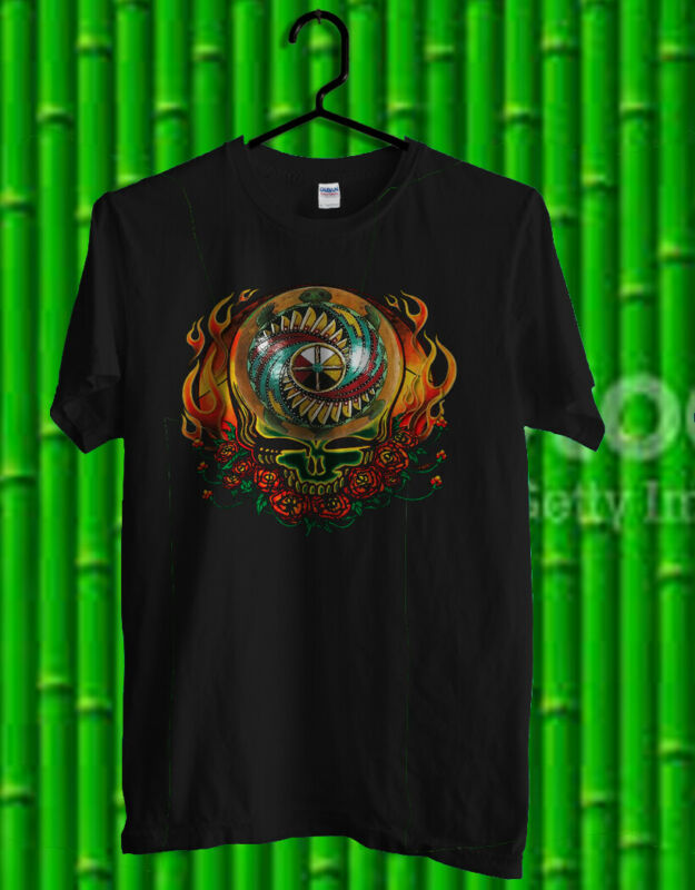Dead and& Company Summer Tour 2020 Event Concert BLACK shirt Gildan