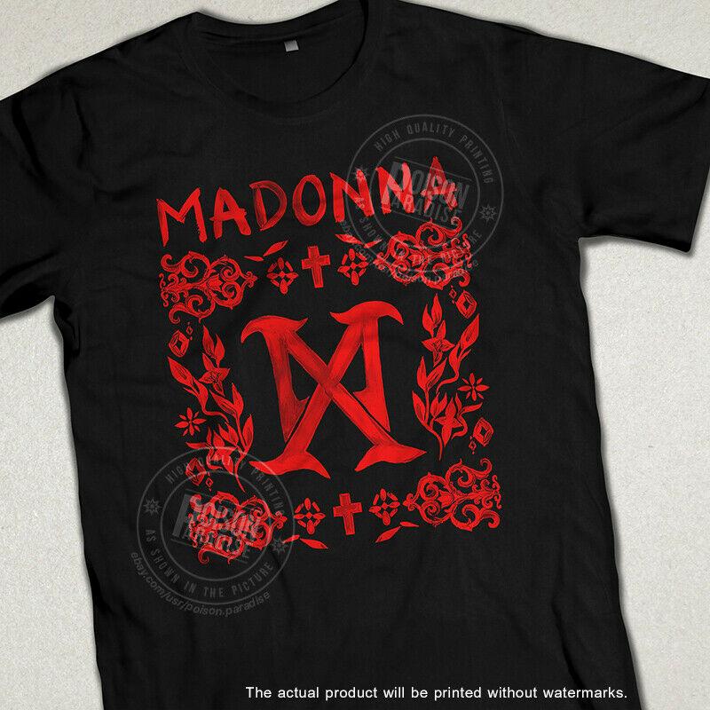 "Madonna ""madame X Tour"" Unisex T-shirt. New 2019 2020 Medellin Inspired"