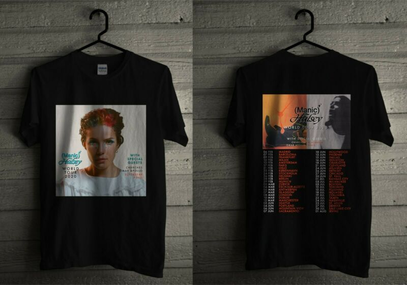 Halsey Manic World Tour 2020 T Shirt