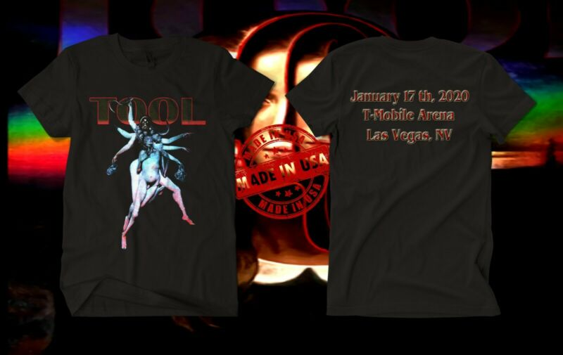 new    TOOL 2020 USA Tour -2020 - Atlanta Mark Brooks New t-shirt sz S-5XL /new-TOOL-2020-USA-Tour-2020-153816649178.html