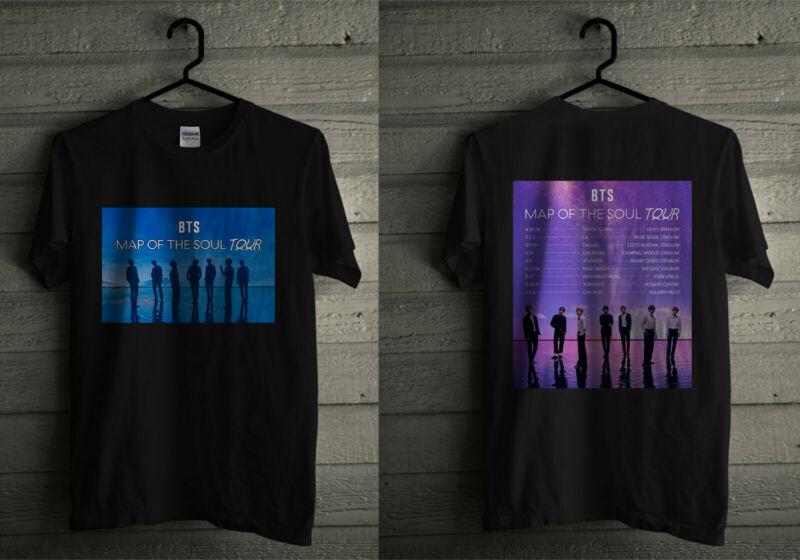 BTS Map Of The Soul Tour 2020 T Shirt