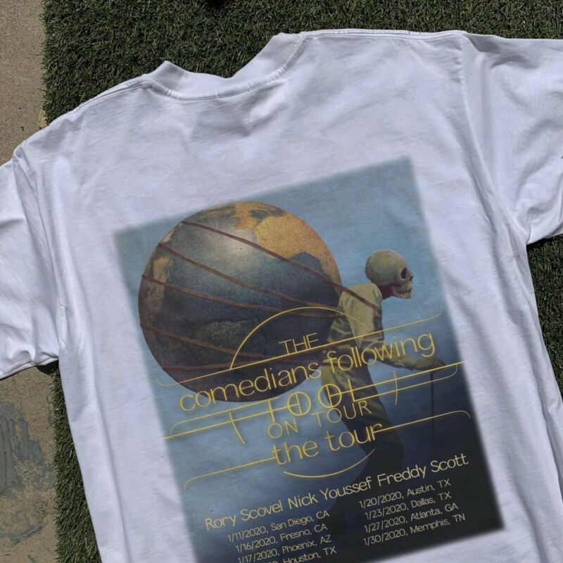 New T00L Band Fear Inoculum Concert Tour Dates 2020 Poster Ticket New t-shirt