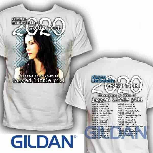 Motley Crue & Def Leppard The Stadium Tour 2020 Mens white Shirt