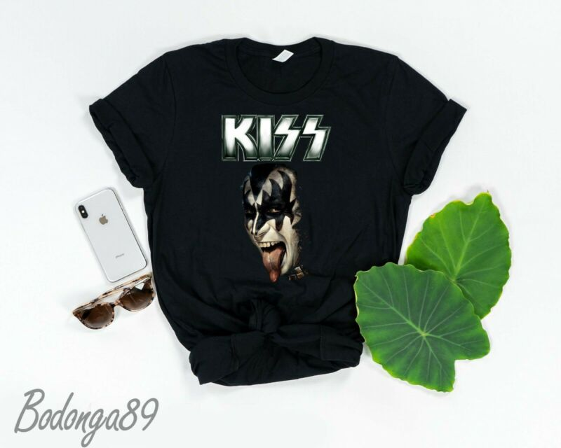 KISS T-shirt End Of The Road World Tour 2020 Dates Concert AMERICAN SIZE