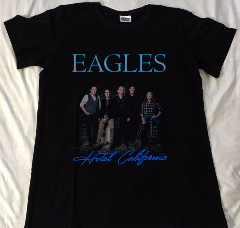 New Eagles T Shirt Hotel California Tour Dates 2020 T-Shirt