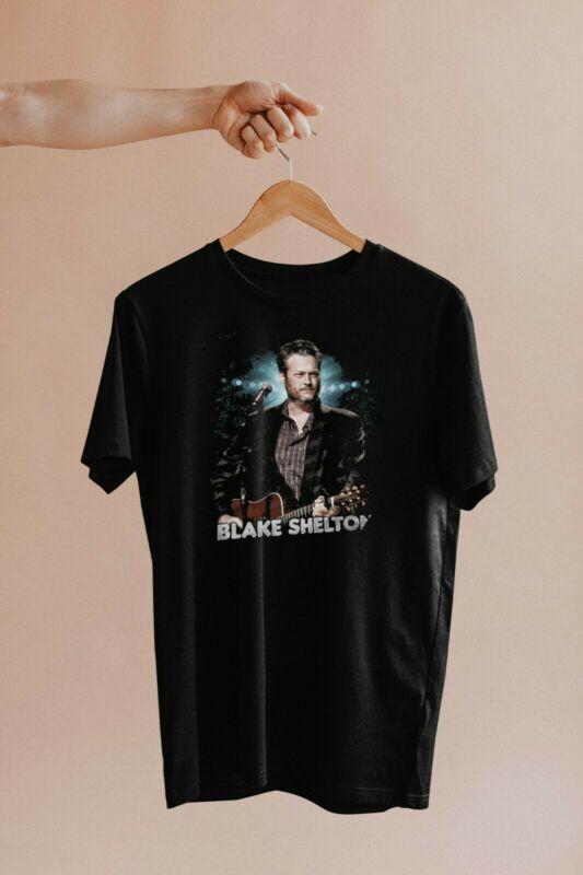 new Blake Shelton Friends And Heroes Tour Dates 2020 t-shirt unisex S M L XL 2XL