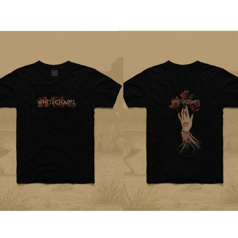 Whitechapel Band Metal Rock Concert Tour Merchandise 2020 GILDAN T Shirt S-3XL