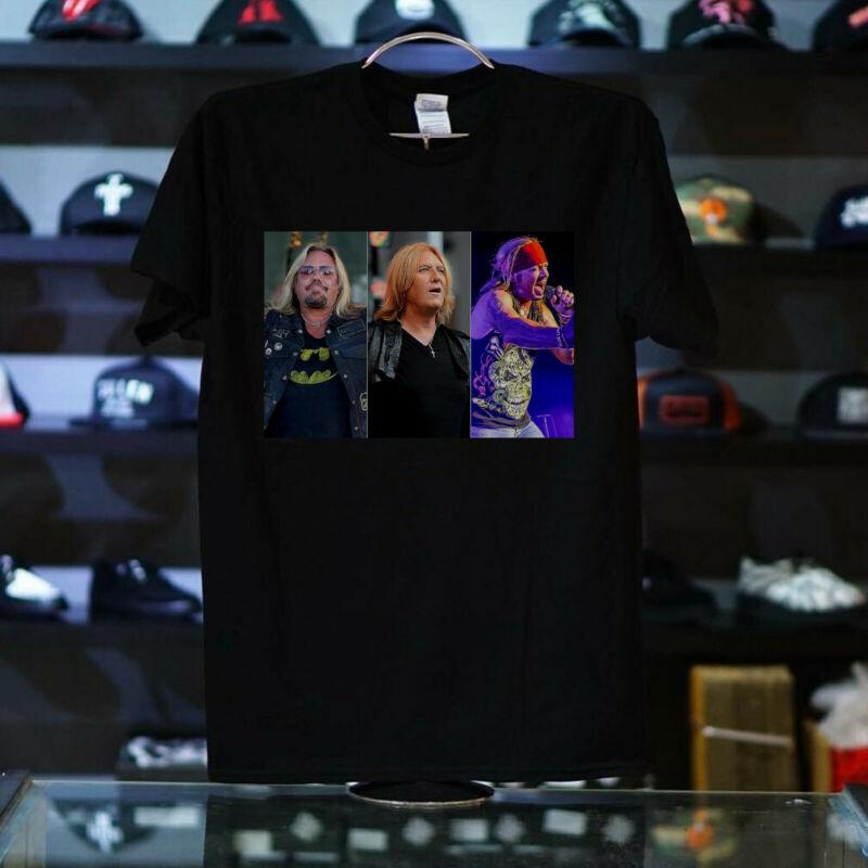 HOT Joan Jett The Stadium Tour 2020 BLACK T SHIRT AMERICAN ALL SIZE S-5XL @# OK