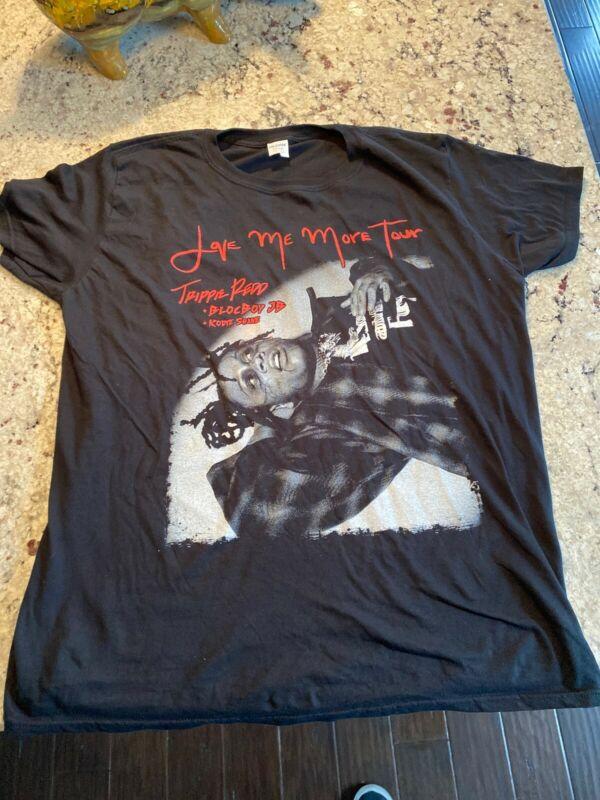 Trippie Redd Love Me More Tour 2020 United States T Shirt