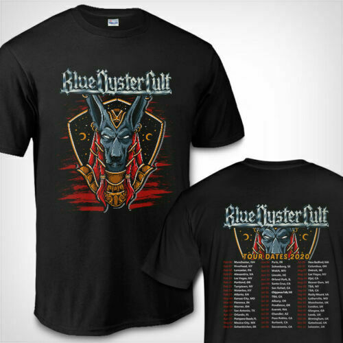 Blue Oyster Cult Tour Dates 2020 BOC Shirt Tour 2020 T-Shirt S-5XL