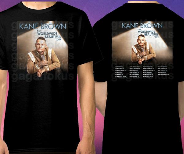 KANE BROWN BEAUTIFUL TOUR DATES 2020 US shirt for man| awesome gift| amazing gif