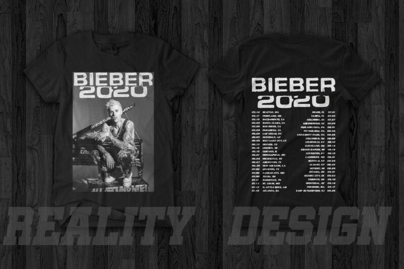 Justin Bieber 2020 New Album Changes North American Tour Yummy T Shirt Drew