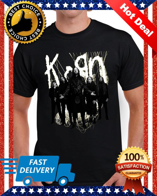 KORN 2020 joint tour Complete Dates Concert T-Shirt Regular