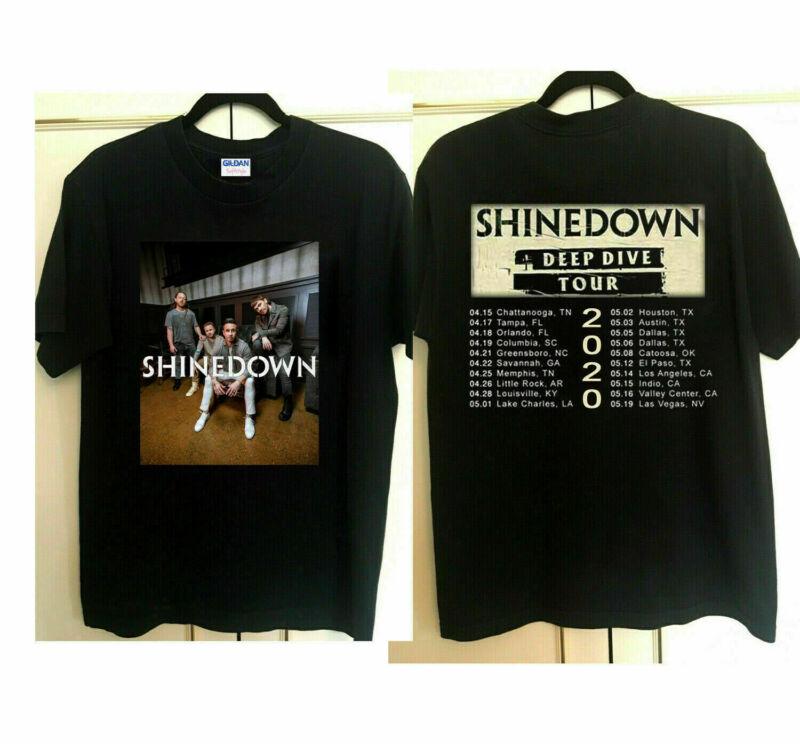 New POST MALONE T-Shirt Runaway Tour 2020 T-shirt full size black