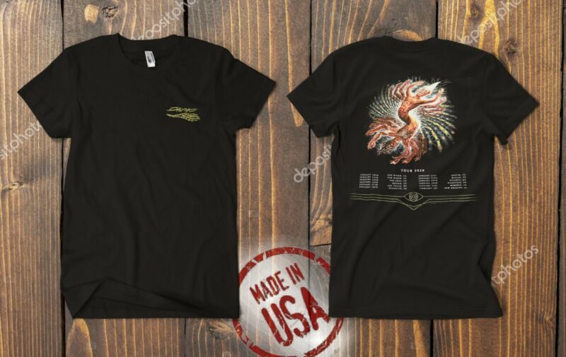 new   black shirt  Tool 2020 Tour Fear Inoculum Limited edition-unusex- sz S-5XL /newblack-shirtTool-2020-Tour-Fear-Inoculum-Limited-edition-unusex-153816658489.html