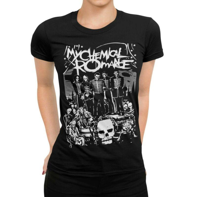 My Chemical Romance Black Parade T-Shirt 2020 UK Tour Merchandise Adults & Kids