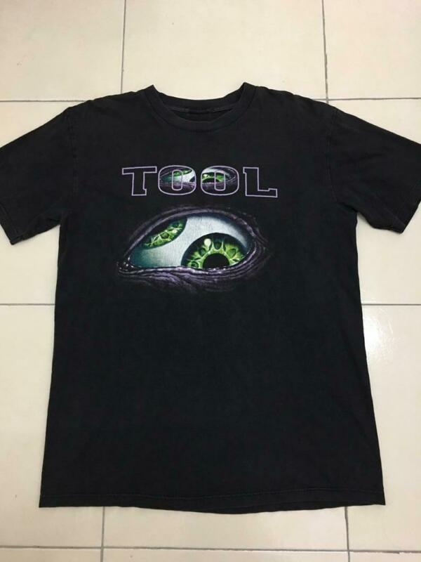 TOOL T-Shirt Eye Album Promo Classic Metal Grunge Rock Band Concert Tour 2020