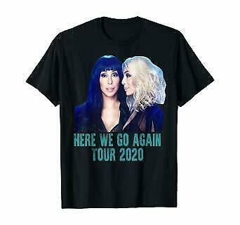 Retro Chers Love Country Music Funny Tour 2020 For Women Men T-Shirt