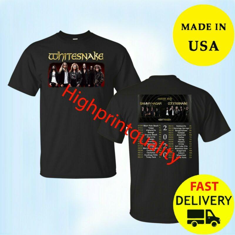 Whitesnake Sammy Hagar T-Shirt Tour Dates 2020 T-Shirt Black Size M-3XL /WhitesnakeSammy-Hagar-T-Shirt-Tour-Dates-2020-T-Shirt-Black-202901284911.html