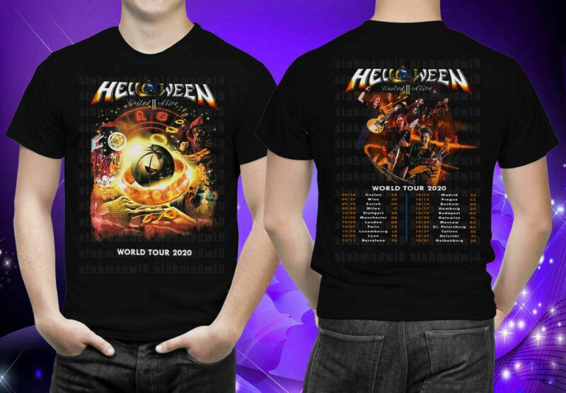 Helloween United II Alive World Tour 2020 T-Shirt S-5XL