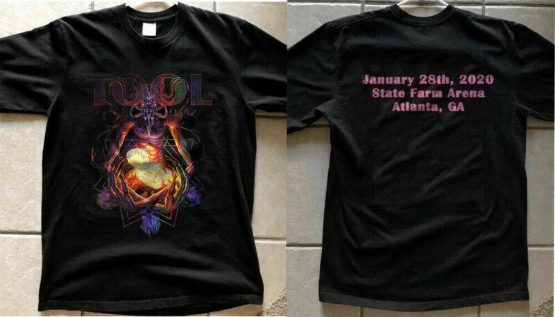 Tool Band Tour Jan 28th  2020 State Farm Arena Atlanta GA New Poster t-shirt /Tool-Band-Tour-Jan-28th-2020-State-Farm-402058812880.html