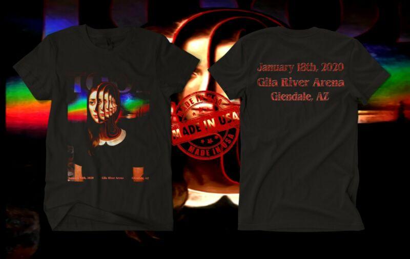 TooL Band Tour 2020 22nd  2020 American glendale az black shirt usa size S-5XL /TooL-Band-Tour-2020-22nd-2020-Americanglendale-azblack-153816673820.html