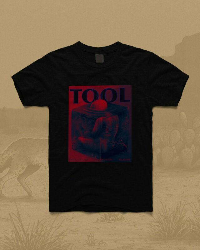 Tool poster Band Concert Tour Rod Laver Arena Melbourne 02/23/2020 TShirt