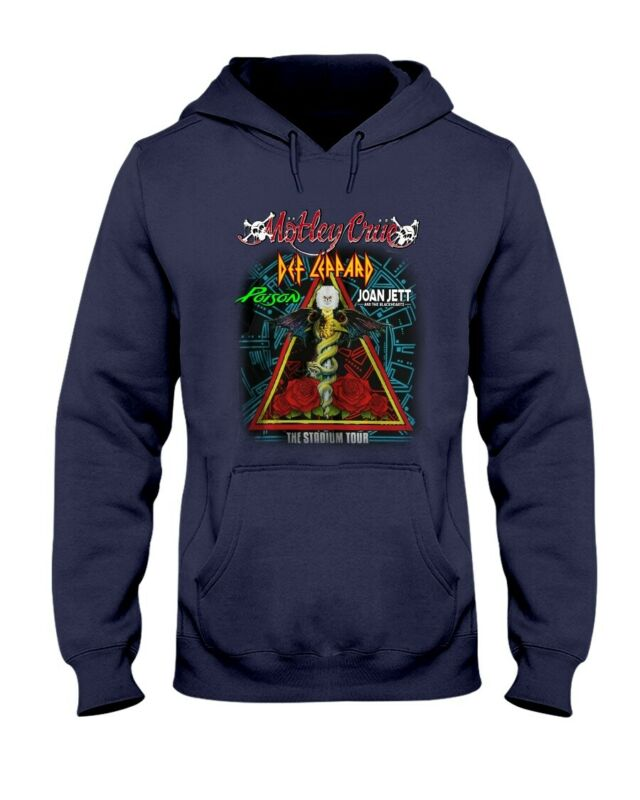 Motley Crue Def Leppard Poison Joan Jett 2020 Stadium Tour Hoodies S-5XL /Motley-Crue-Def-LeppardPoisonJoan-Jett-2020-Stadium-Tour-313017951165.html