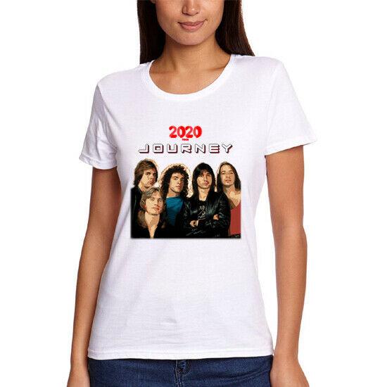 Journey Band Tour 2020 New Womens T-Shirt