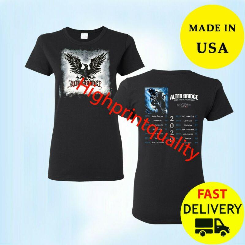 Alter Bridge Shirt Walk the Sky Tour 2020 T-Shirt Gift Size M-3XL
