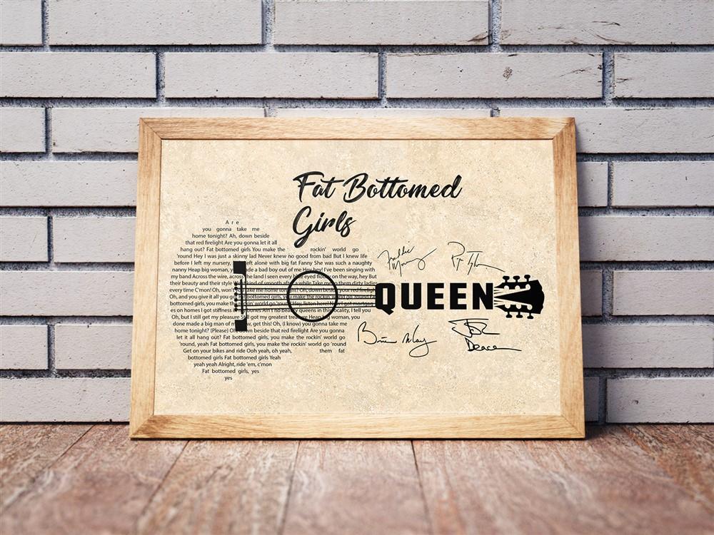 Queen - Fat Bottomed Girls