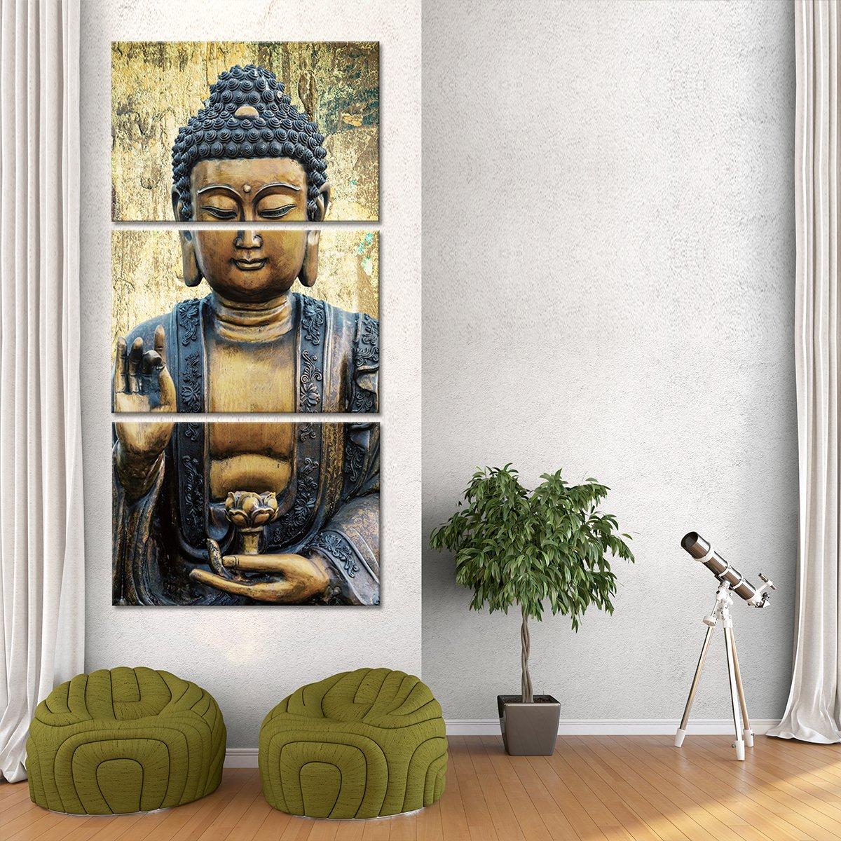 Inner Peace Multi Panel Canvas Wall Art