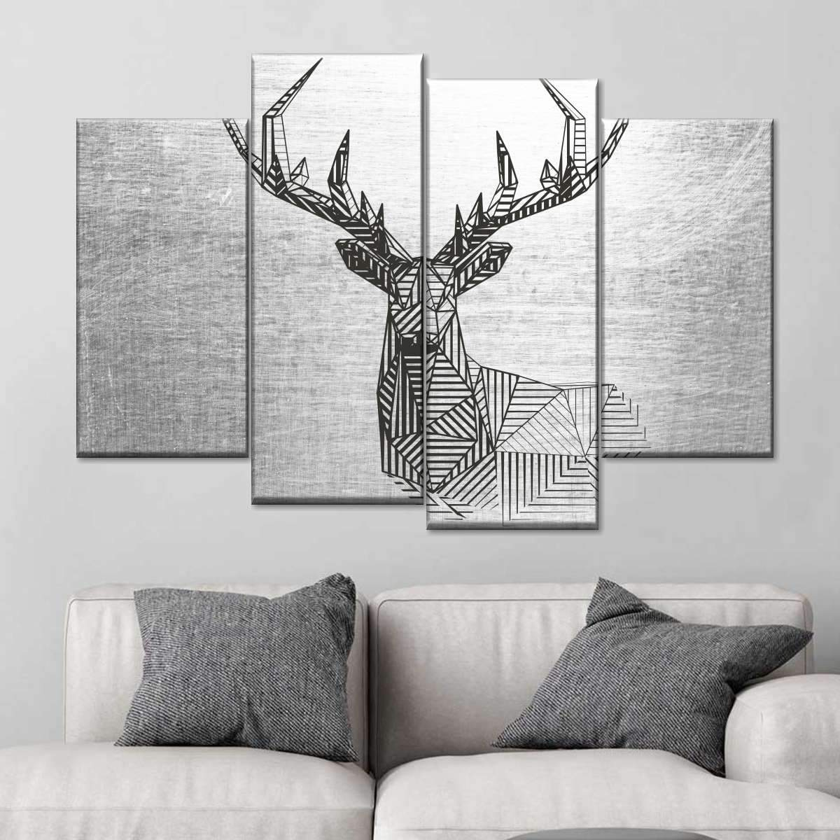 Deer Canvasvault Wall Art Prints